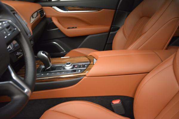 New 2017 Maserati Levante for sale Sold at Maserati of Greenwich in Greenwich CT 06830 17