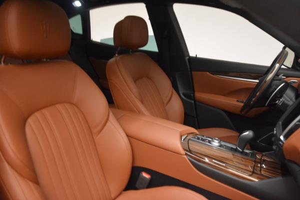New 2017 Maserati Levante for sale Sold at Maserati of Greenwich in Greenwich CT 06830 21