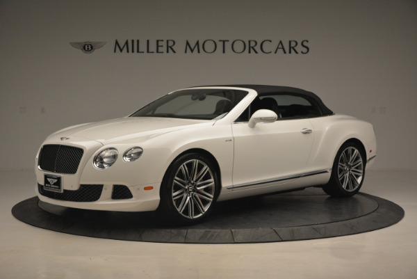 Used 2014 Bentley Continental GT Speed for sale Sold at Maserati of Greenwich in Greenwich CT 06830 14