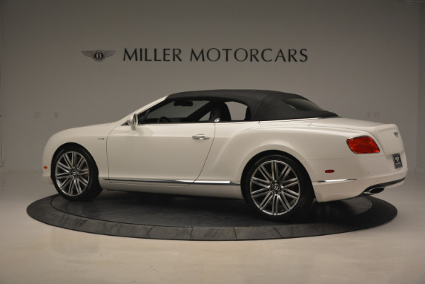 Used 2014 Bentley Continental GT Speed for sale Sold at Maserati of Greenwich in Greenwich CT 06830 16