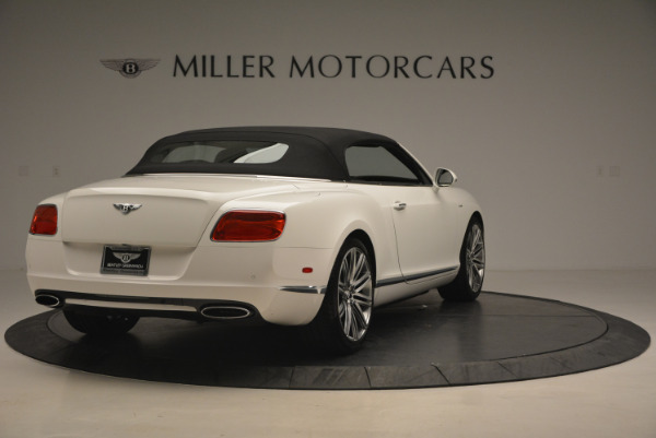 Used 2014 Bentley Continental GT Speed for sale Sold at Maserati of Greenwich in Greenwich CT 06830 19