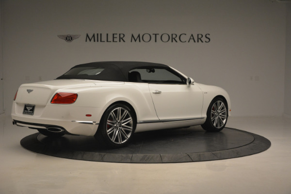 Used 2014 Bentley Continental GT Speed for sale Sold at Maserati of Greenwich in Greenwich CT 06830 20