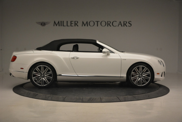 Used 2014 Bentley Continental GT Speed for sale Sold at Maserati of Greenwich in Greenwich CT 06830 21