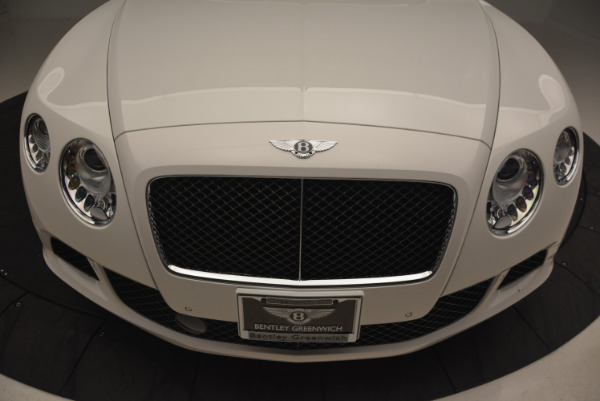 Used 2014 Bentley Continental GT Speed for sale Sold at Maserati of Greenwich in Greenwich CT 06830 25