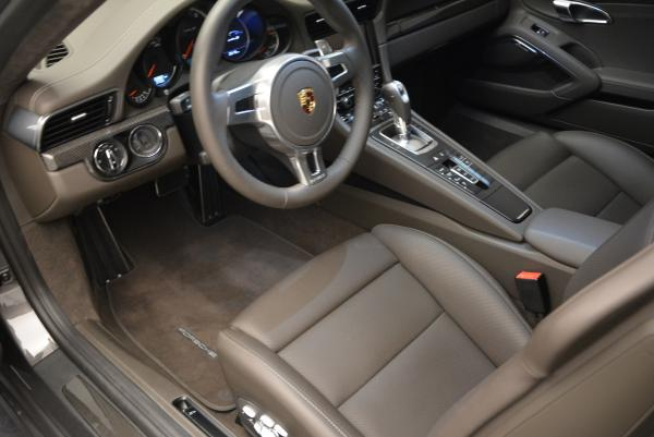 Used 2014 Porsche 911 Turbo S for sale Sold at Maserati of Greenwich in Greenwich CT 06830 12