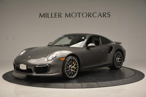 Used 2014 Porsche 911 Turbo S for sale Sold at Maserati of Greenwich in Greenwich CT 06830 2