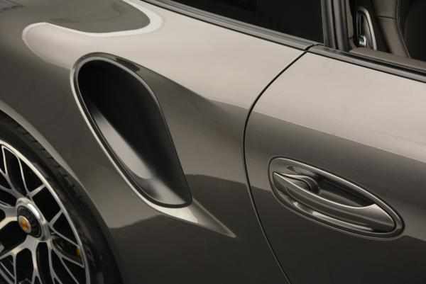 Used 2014 Porsche 911 Turbo S for sale Sold at Maserati of Greenwich in Greenwich CT 06830 22