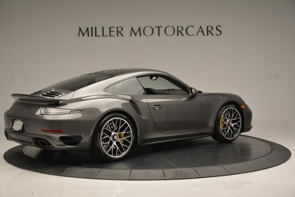 Used 2014 Porsche 911 Turbo S for sale Sold at Maserati of Greenwich in Greenwich CT 06830 7