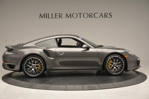 Used 2014 Porsche 911 Turbo S for sale Sold at Maserati of Greenwich in Greenwich CT 06830 8