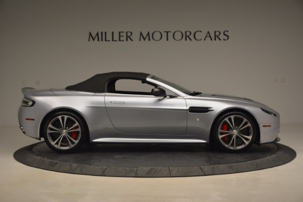 Used 2015 Aston Martin V12 Vantage S Roadster for sale Sold at Maserati of Greenwich in Greenwich CT 06830 21