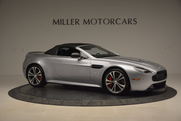 Used 2015 Aston Martin V12 Vantage S Roadster for sale Sold at Maserati of Greenwich in Greenwich CT 06830 22