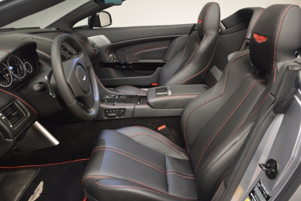 Used 2015 Aston Martin V12 Vantage S Roadster for sale Sold at Maserati of Greenwich in Greenwich CT 06830 24