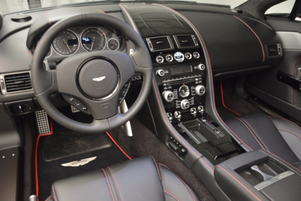 Used 2015 Aston Martin V12 Vantage S Roadster for sale Sold at Maserati of Greenwich in Greenwich CT 06830 25