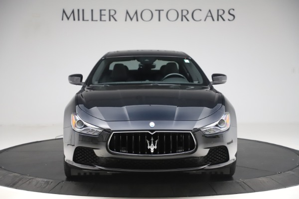 Used 2017 Maserati Ghibli S Q4 for sale Sold at Maserati of Greenwich in Greenwich CT 06830 12