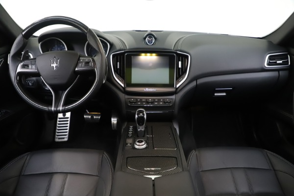 Used 2017 Maserati Ghibli S Q4 for sale Sold at Maserati of Greenwich in Greenwich CT 06830 16