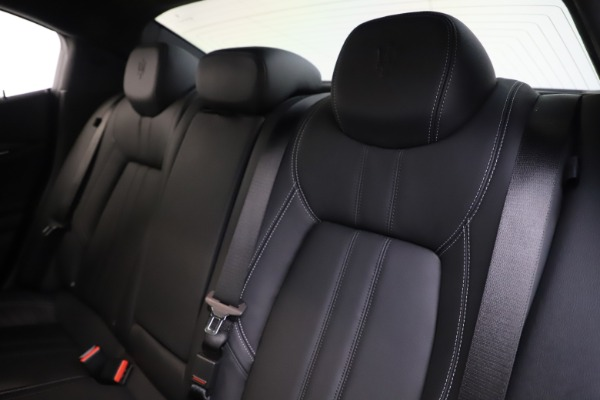 Used 2017 Maserati Ghibli S Q4 for sale Sold at Maserati of Greenwich in Greenwich CT 06830 18