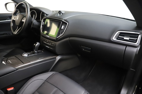 Used 2017 Maserati Ghibli S Q4 for sale Sold at Maserati of Greenwich in Greenwich CT 06830 22