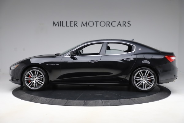Used 2017 Maserati Ghibli S Q4 for sale Sold at Maserati of Greenwich in Greenwich CT 06830 3