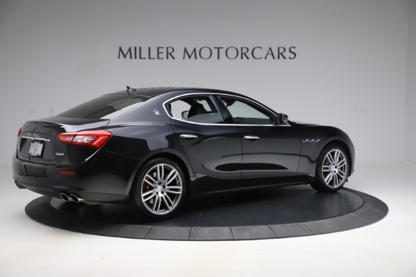 Used 2017 Maserati Ghibli S Q4 for sale Sold at Maserati of Greenwich in Greenwich CT 06830 8