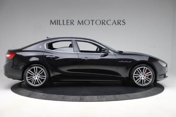 Used 2017 Maserati Ghibli S Q4 for sale Sold at Maserati of Greenwich in Greenwich CT 06830 9