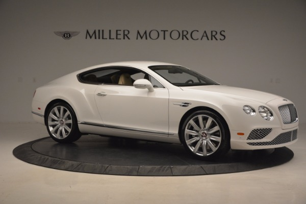 Used 2017 Bentley Continental GT V8 for sale Sold at Maserati of Greenwich in Greenwich CT 06830 10