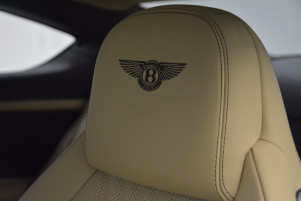 Used 2017 Bentley Continental GT V8 for sale Sold at Maserati of Greenwich in Greenwich CT 06830 21
