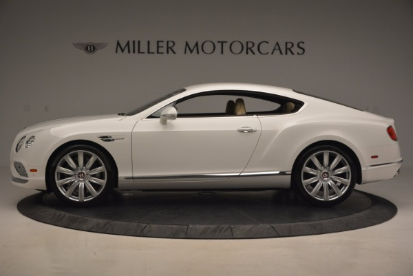 Used 2017 Bentley Continental GT V8 for sale Sold at Maserati of Greenwich in Greenwich CT 06830 3