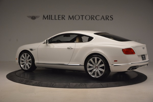 Used 2017 Bentley Continental GT V8 for sale Sold at Maserati of Greenwich in Greenwich CT 06830 4
