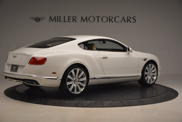 Used 2017 Bentley Continental GT V8 for sale Sold at Maserati of Greenwich in Greenwich CT 06830 8