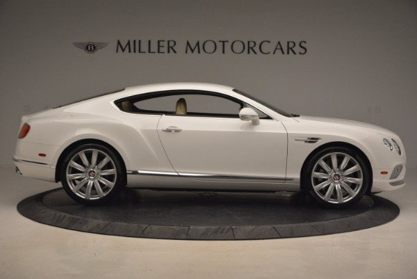 Used 2017 Bentley Continental GT V8 for sale Sold at Maserati of Greenwich in Greenwich CT 06830 9
