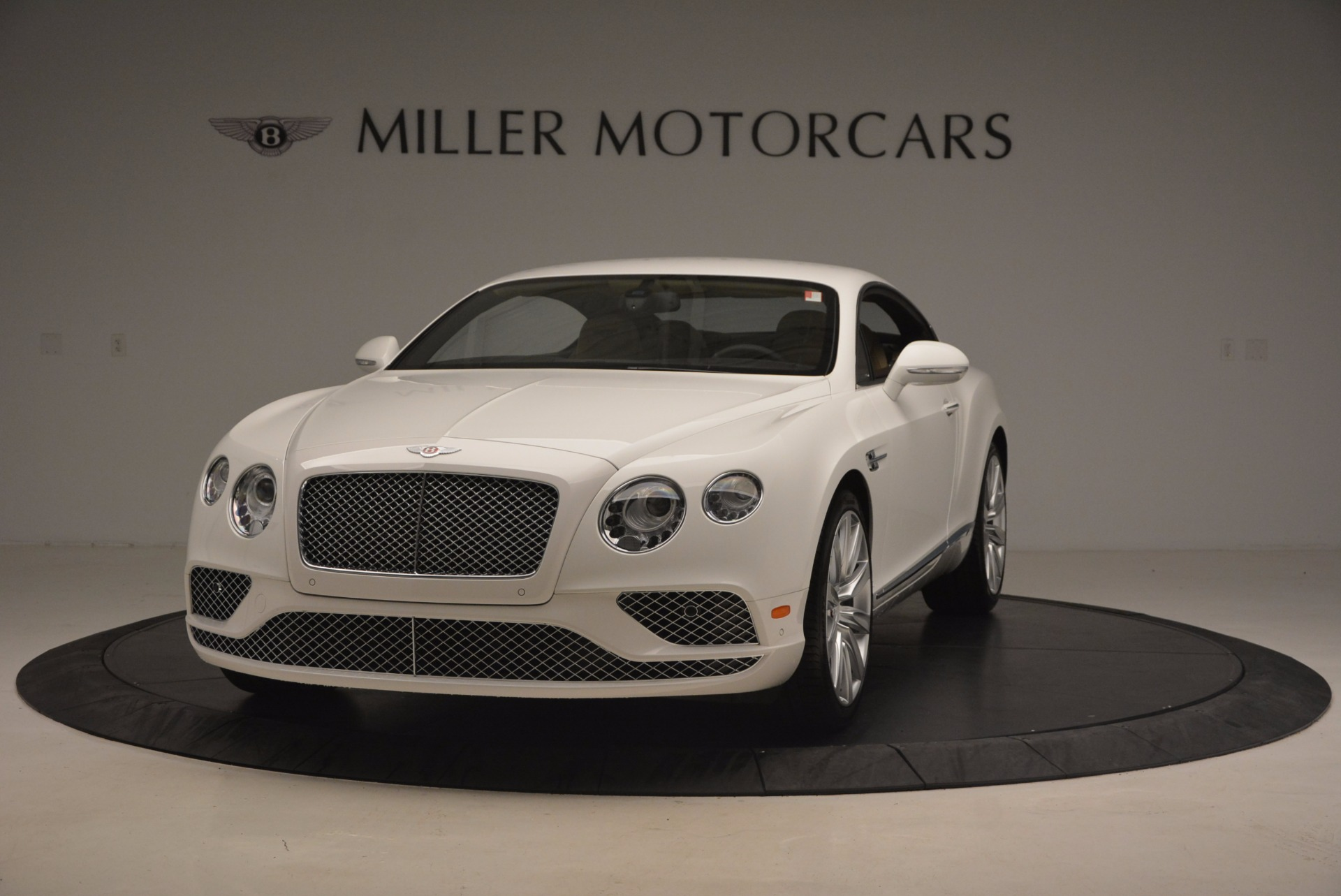 Used 2017 Bentley Continental GT V8 for sale Sold at Maserati of Greenwich in Greenwich CT 06830 1