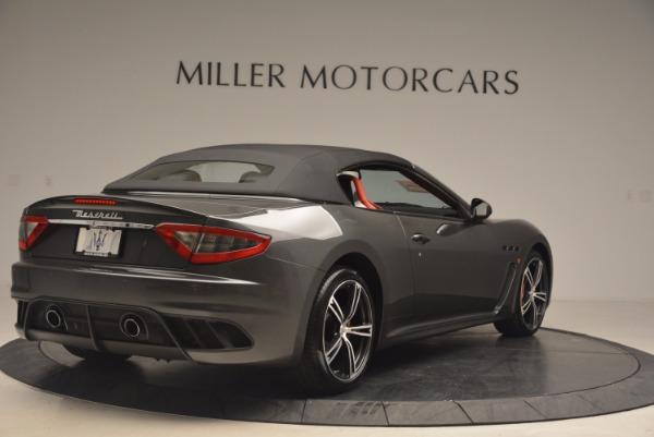 Used 2015 Maserati GranTurismo MC for sale Sold at Maserati of Greenwich in Greenwich CT 06830 19