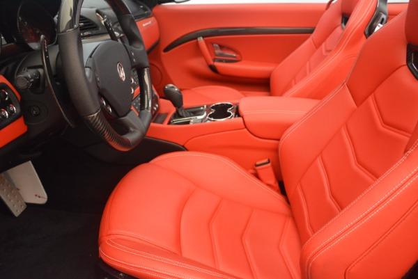 Used 2015 Maserati GranTurismo MC for sale Sold at Maserati of Greenwich in Greenwich CT 06830 26
