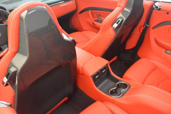 Used 2015 Maserati GranTurismo MC for sale Sold at Maserati of Greenwich in Greenwich CT 06830 28