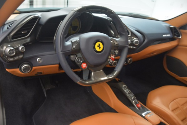 Used 2016 Ferrari 488 GTB for sale Sold at Maserati of Greenwich in Greenwich CT 06830 16