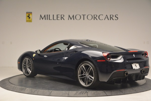Used 2016 Ferrari 488 GTB for sale Sold at Maserati of Greenwich in Greenwich CT 06830 5