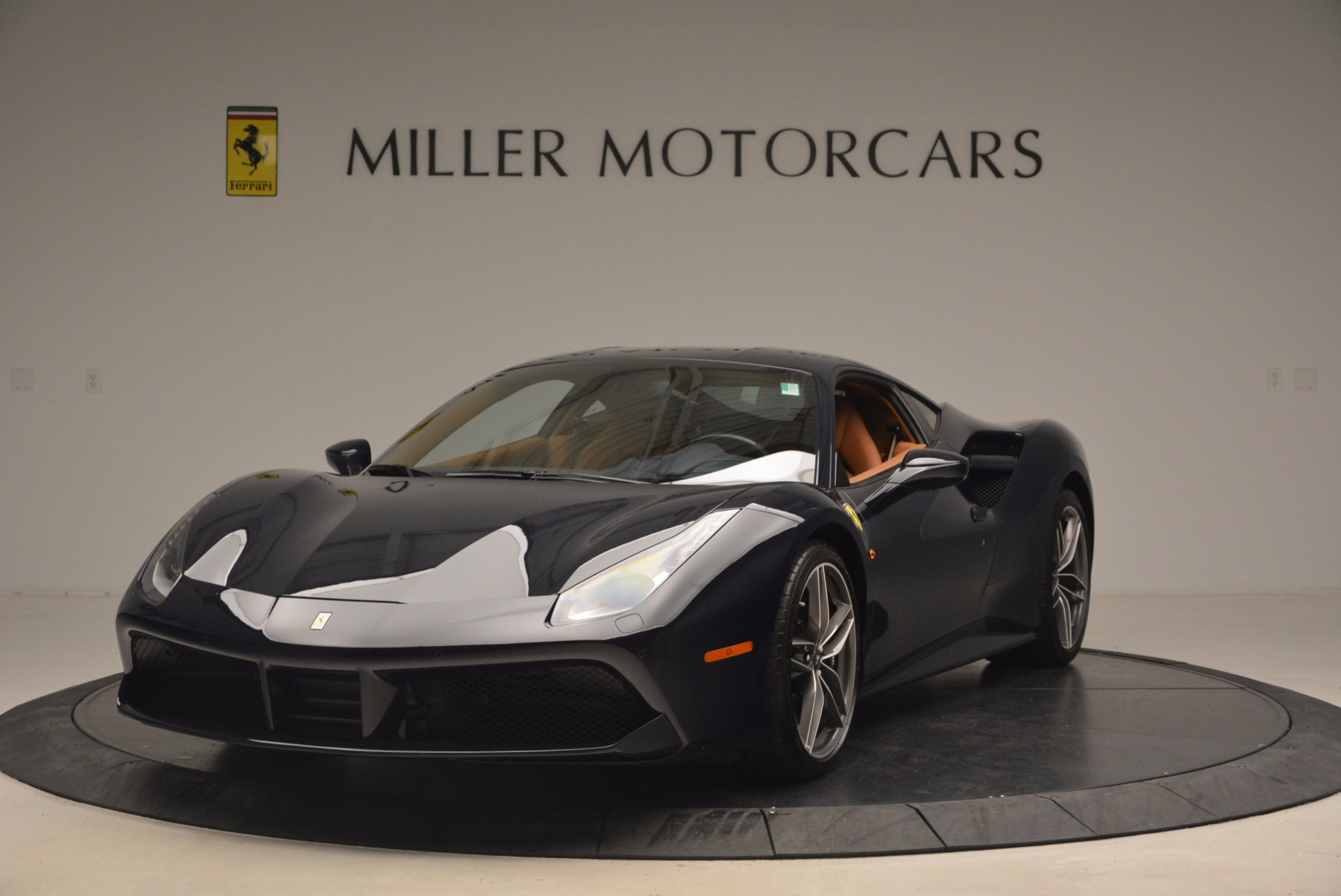 Used 2016 Ferrari 488 GTB for sale Sold at Maserati of Greenwich in Greenwich CT 06830 1