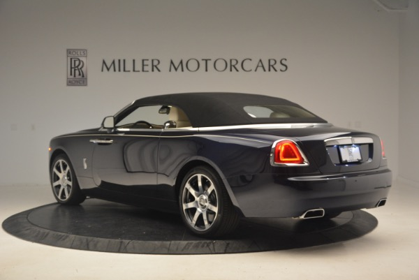 Used 2017 Rolls-Royce Dawn for sale $239,900 at Maserati of Greenwich in Greenwich CT 06830 18