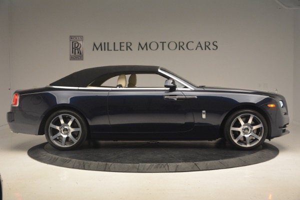 Used 2017 Rolls-Royce Dawn for sale $239,900 at Maserati of Greenwich in Greenwich CT 06830 22