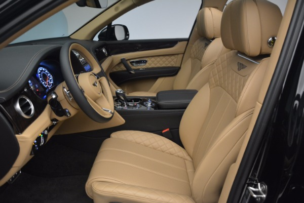 Used 2017 Bentley Bentayga for sale Sold at Maserati of Greenwich in Greenwich CT 06830 22