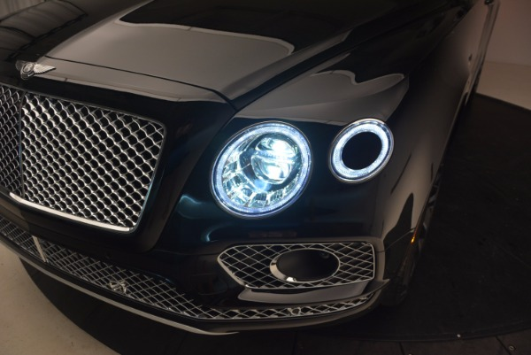 New 2017 Bentley Bentayga for sale Sold at Maserati of Greenwich in Greenwich CT 06830 19