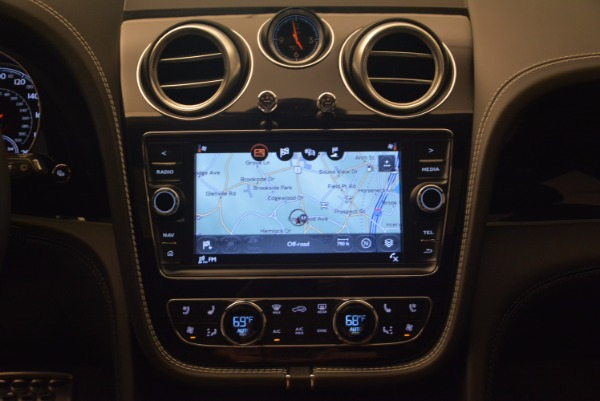 New 2017 Bentley Bentayga for sale Sold at Maserati of Greenwich in Greenwich CT 06830 23