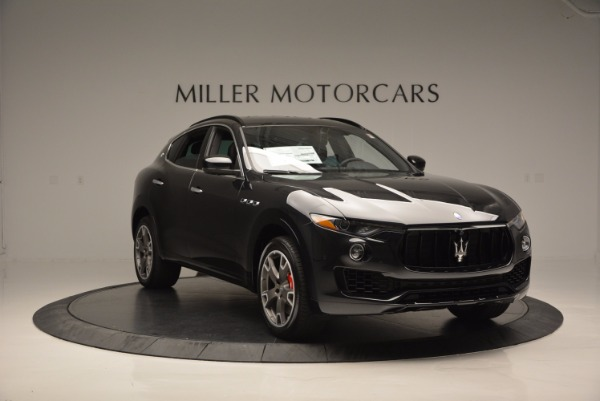 New 2017 Maserati Levante for sale Sold at Maserati of Greenwich in Greenwich CT 06830 11