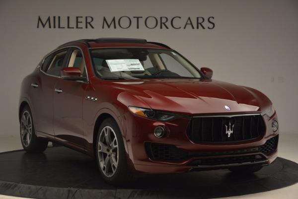 New 2017 Maserati Levante for sale Sold at Maserati of Greenwich in Greenwich CT 06830 12