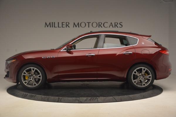 New 2017 Maserati Levante for sale Sold at Maserati of Greenwich in Greenwich CT 06830 4