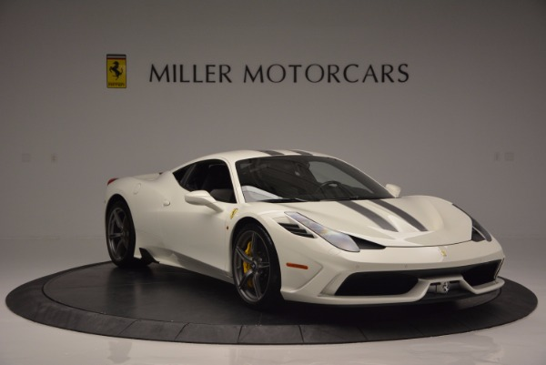 Used 2015 Ferrari 458 Speciale for sale Sold at Maserati of Greenwich in Greenwich CT 06830 12