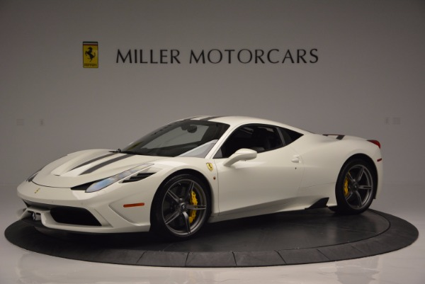 Used 2015 Ferrari 458 Speciale for sale Sold at Maserati of Greenwich in Greenwich CT 06830 2