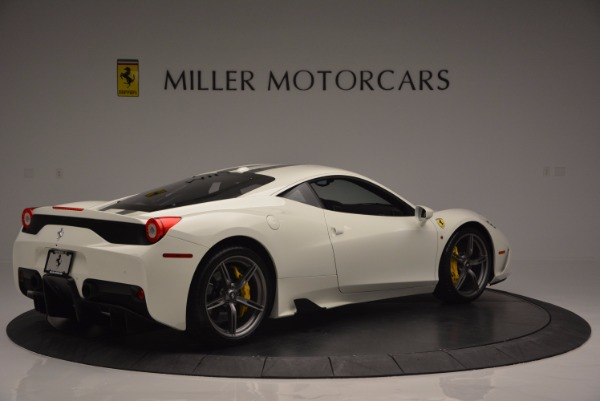 Used 2015 Ferrari 458 Speciale for sale Sold at Maserati of Greenwich in Greenwich CT 06830 9