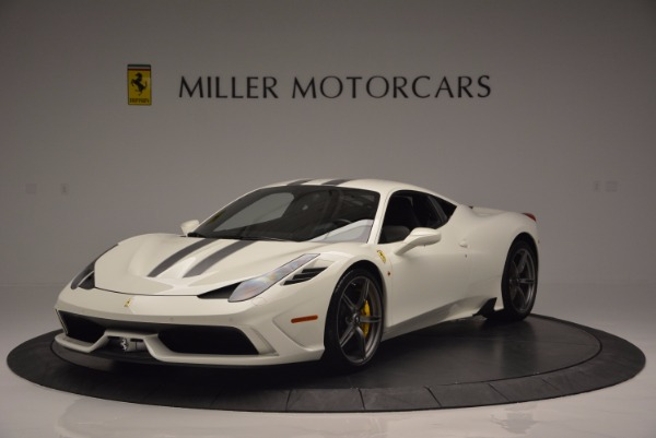 Used 2015 Ferrari 458 Speciale for sale Sold at Maserati of Greenwich in Greenwich CT 06830 1