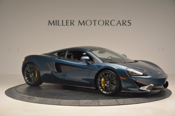 New 2017 McLaren 570S for sale Sold at Maserati of Greenwich in Greenwich CT 06830 10